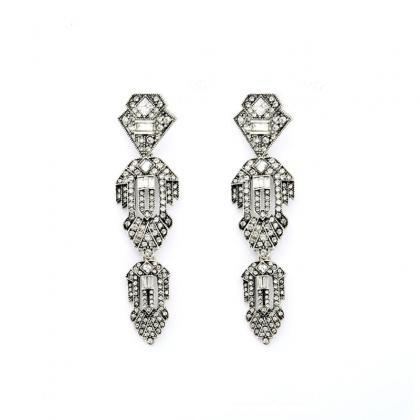 Alloy Fashion Retro Women Jewelry C..